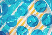 Color & Pattern / by Emily Walker