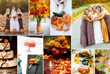 Autumn Wedding / Leaves turning to shades of red, russet and gold, Autumn is an amazing season in which to marry. Take your inspiration from nature.