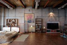 Interior Design. I Don't Want A Sofa! / No sofa interior design.