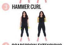 workout brazos
