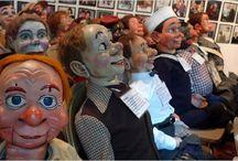 Dummies, Puppets, Dolls, Figures / ventriloquism dummies, puppets, dolls, figures for sale