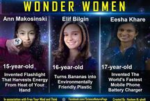 Women scientists and inventors