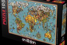 2017 Puzzles Catalog / Anatolian Puzzle