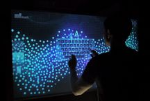 Interactive wall installation