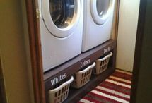 Laundry room / by Rachel Buckborough