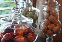 Apothecary Jars / by Gennie Grundy