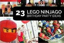 Lukas' Ninjago birthday party #5