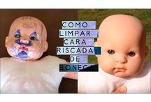 Muñecos bebes