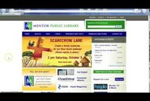 How to Use our Digital Services / Find videos explaining how you can stream movies and music, download eBooks and mp3s, watch films from festivals around the world, and participate in college-level courses. You can do it all for free with a Mentor Public Library card.