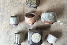 Ceramics: Kurinuki