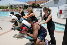 Chair Massage / We can arrange chair massages for many different occasions and off-site locations in the San Diego area.