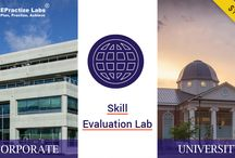 Skill Evaluation Lab / Online exam software for contacting exam online.
