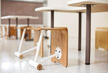Commercial furniture  / by Melanie Ohar