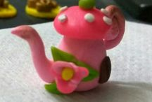 My Work / Clay miniature