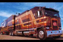American Ba-Big Rigs (3) / American (USA),Big Rigs Long Sleeper Cabs.