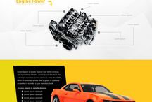 Car Template / Website template of car