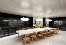 Office Concepts / Recent office design concepts