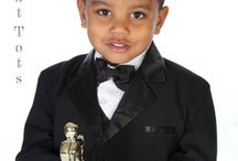 Daycare Portraits / Daycare portraits featuring our Top Hat Tops theme for childcare centers.