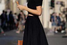 Dress&skirt