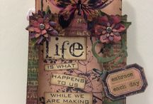Scrapbooking, Cards & Tags