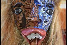 Dance Masks