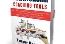 Relationship Coaching Tools eBook / This is my upcoming book that will help women to take a deeper look at relationships. It's filled with information on 7 Key relationships and it explains how to navigate through each of these relationships. It also contains 50+ questions to help readers examine their relationships. There's also some bonus information and bonus videos that will help women to see if the relationships they have are worth their time and effort!