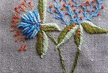 Embrodery patterns