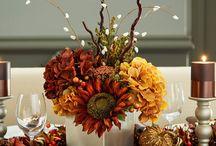 Fall DIY Centerpieces