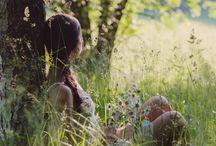 Eenvoud - Leven - Genieten / In alle eenvoud groots kunnen genieten - levenskunst.