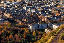Edinburgh / by LoveTravel Places & ART