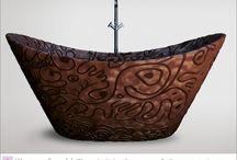 Chocolade badkamer | chocolate  bathroom / Chocolade badkamer van bathroomsweets.com  - Chocolate bathroom