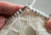 knitting & stitching