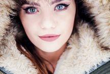 Mara / Winter Portraits