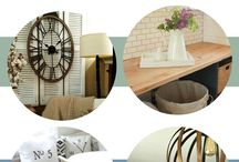Home Decor / Inspiration and ideas for decorating your home