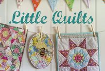 TB Little Quilts Sew Along idea