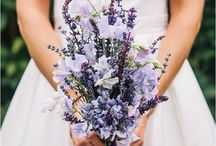 Lavendel Hochzeitsdeko // lavender Wedding decoration / www.weddinghelfer.de