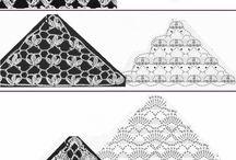 Crochet / Varias ideas y patrones
