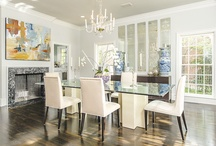 Dining Room Design & Ideas / by Birgit Anich Staging & Interiors
