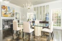 Dining Room Design & Ideas / by Birgit Anich Staging & Interiors