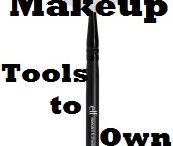 Makeup / by Julie Wood
