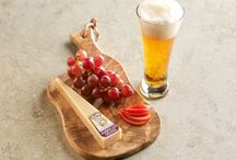 Craft Beer and Cheese / We're showcasing cheeses that pair with crowd-favorite brews.