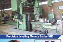 Vibration Damping in Plano Milling Machinery / 0