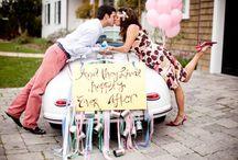 Wedding - car decoration