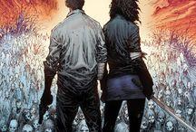 Comic Books and Illustrations