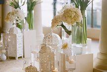 Weddings: White