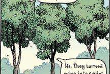 Tree Comics