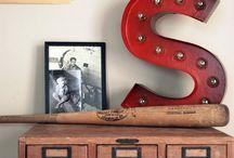 Home Decor | Letters