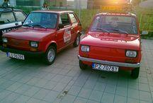 """Mały"" Fiat 126p / #Fiat126p #Maluch #klasyk #retroguide #discoverpoznan"