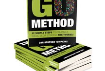 The Go Method / If you are reading this sentence right now, my guess is that you already have an interest in social media marketing. Maybe you are interested in learning more about how to market your business on Facebook. Perhaps you are trying to figure out why your LinkedIn profile is not getting many views. Are you trying to make sense of Twitter?   http://www.blurb.com/b/5926600-the-go-method / by The Go! Agency