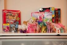 Toys / Spielzeug / Toys - aus den 80ern und mehr